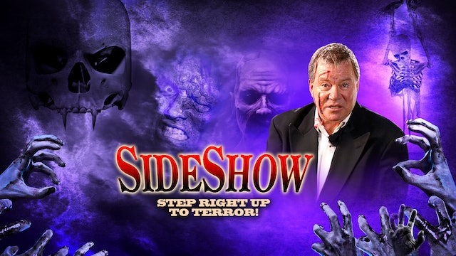 William Shatner's Fright Night: Sideshow