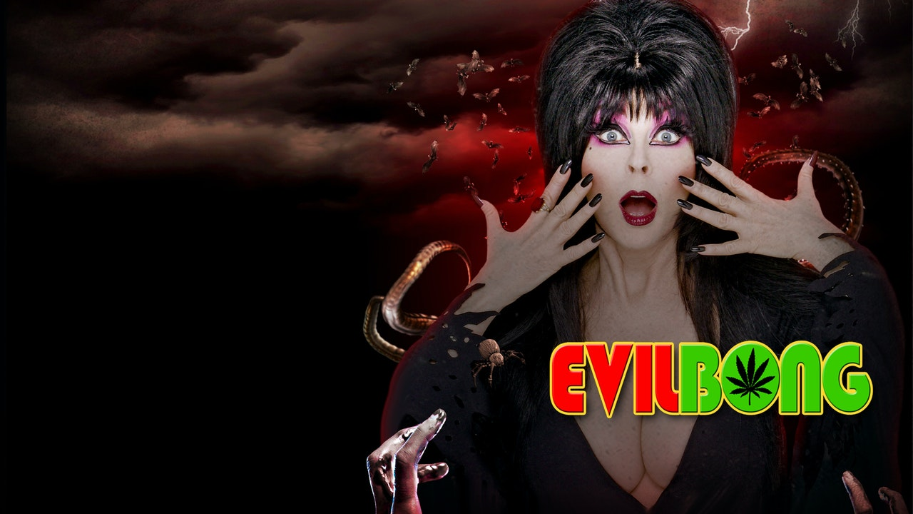 Elvira's 10 Nights of Halloween: Evil Bong