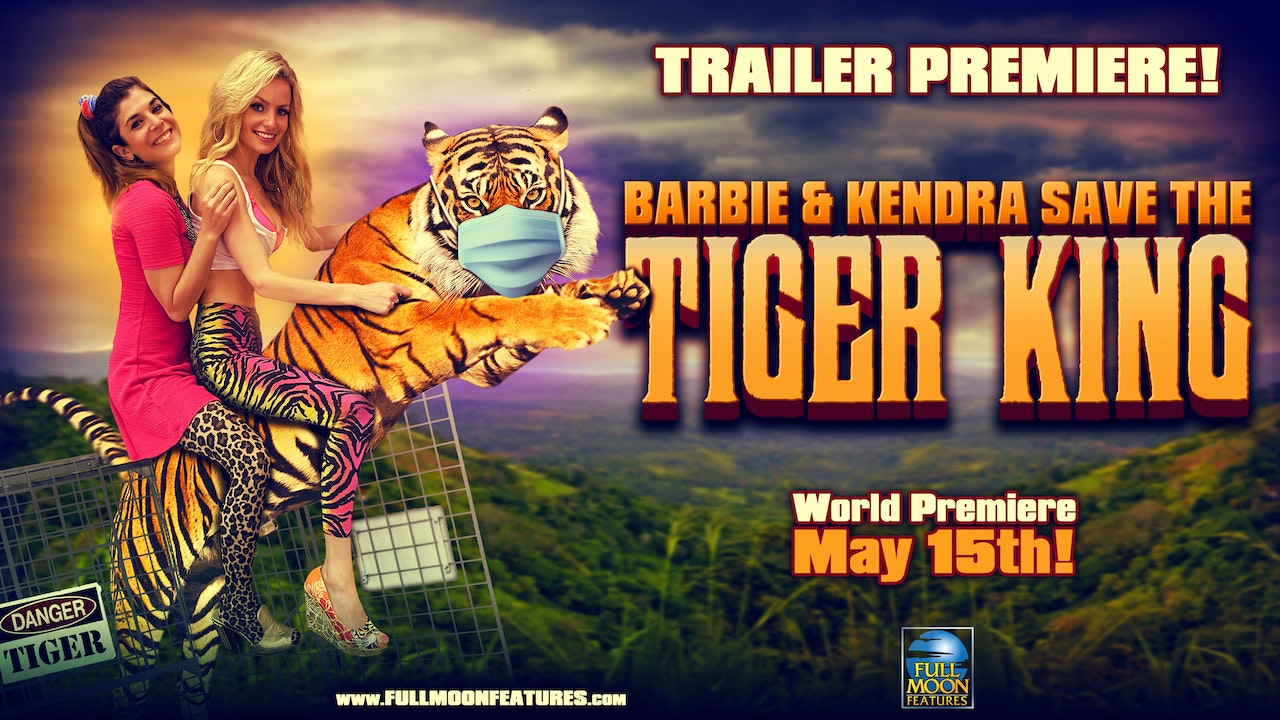 Barbie & Kendra Save the TIGER KING Trailer