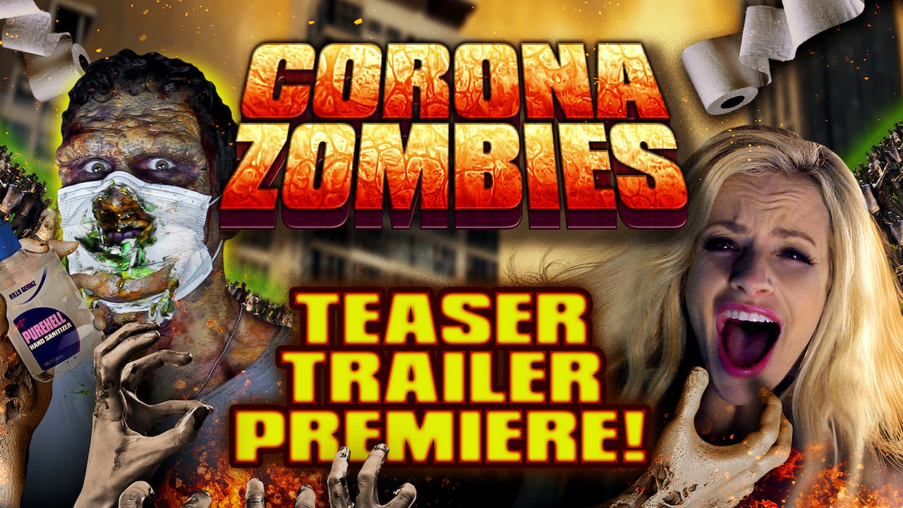 Corona Zombies Teaser Trailer [Official]