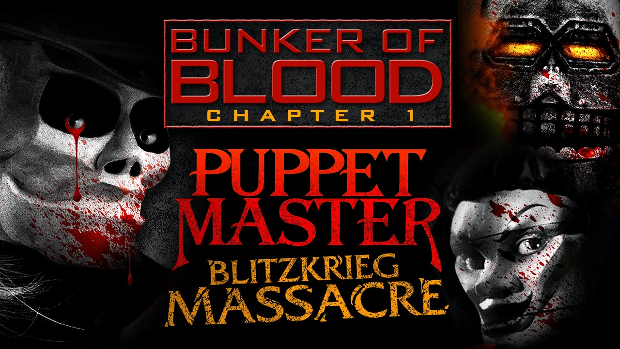 Bunker of Blood #1: Blitzkrieg Massacre