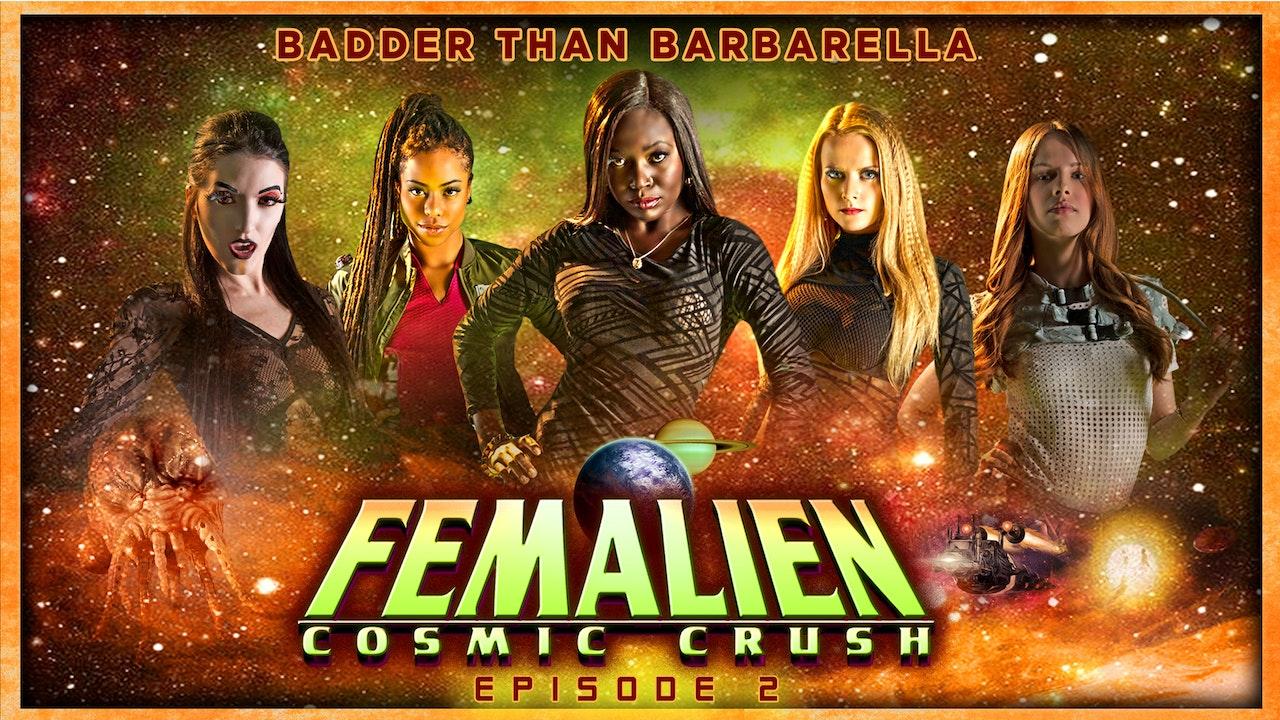 Femalien: Cosmic Crush: Episode 2