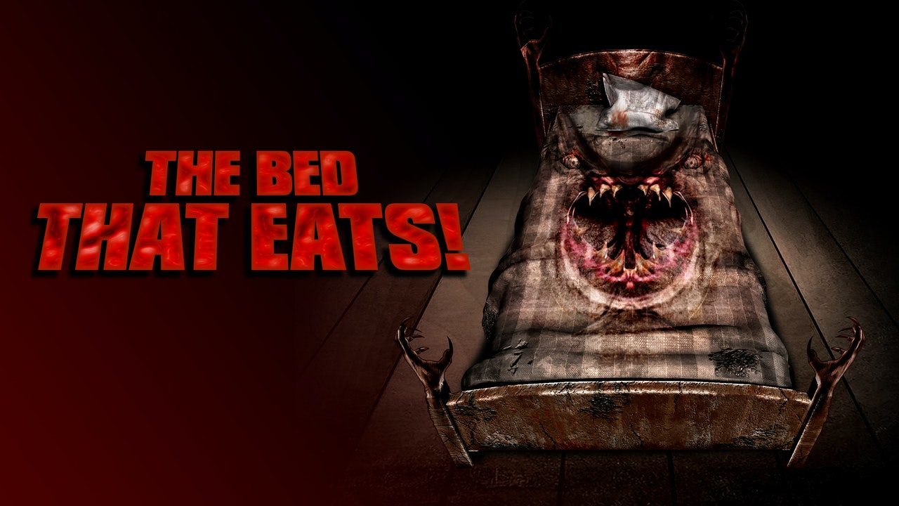 Deathbed: The Bed That Eats!