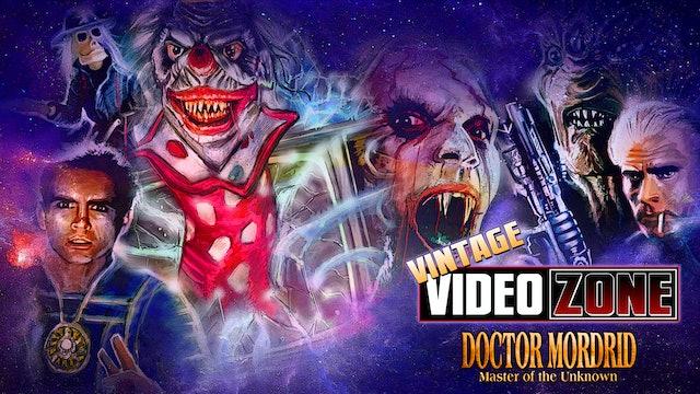 Vintage Videozone: Doctor Mordrid