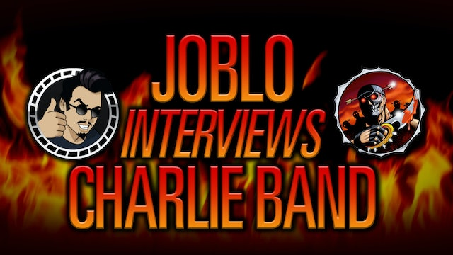 JoBlo interviews Charles Band!