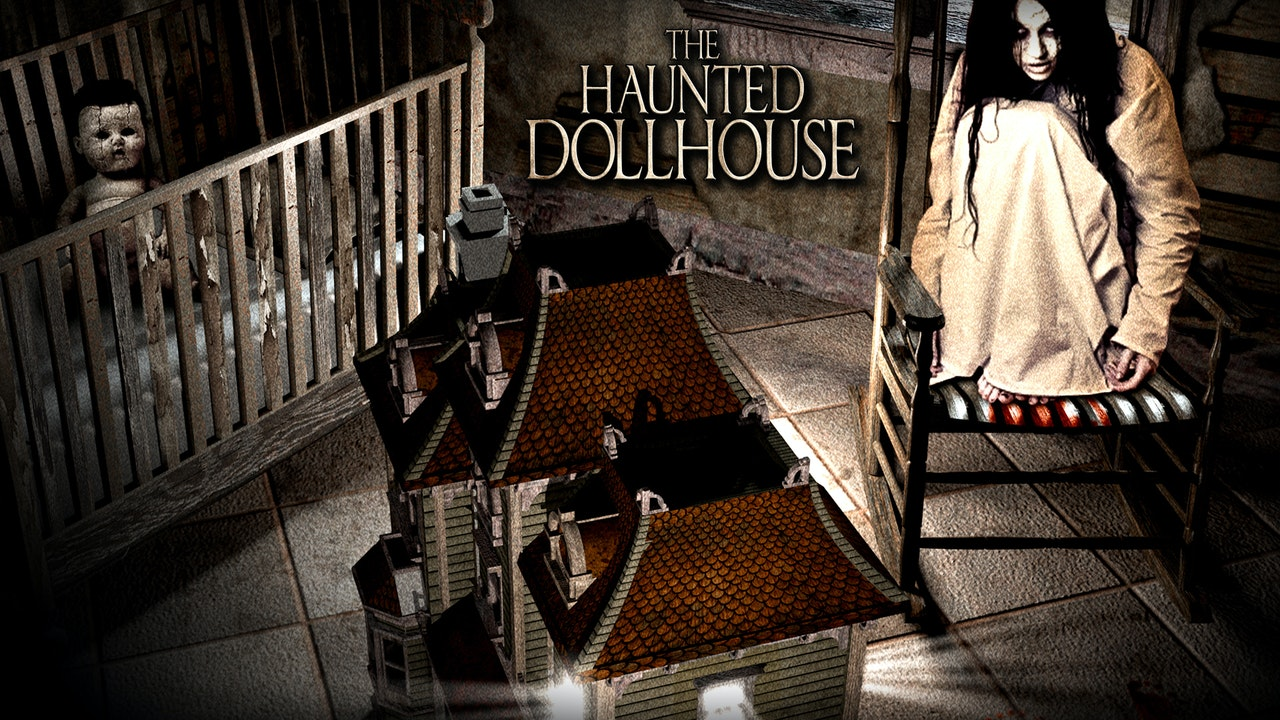 Haunted Dollhouse
