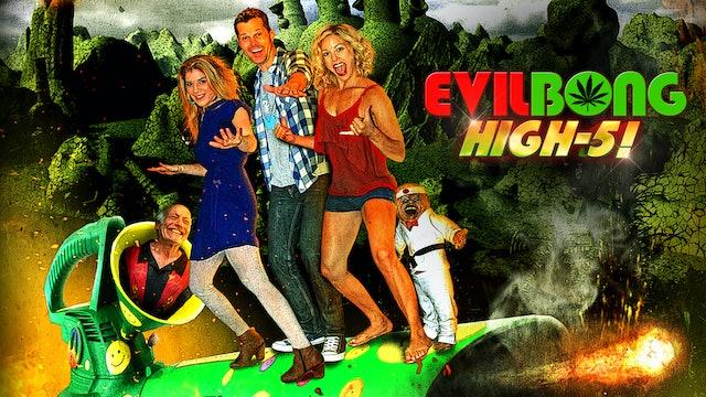 Evil Bong High 5!