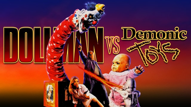 Dollman Vs Demonic Toys