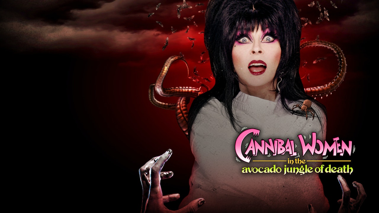 Elvira's 10 Nights of Halloween: Cannibal Women in The Avocado Jungle of Death