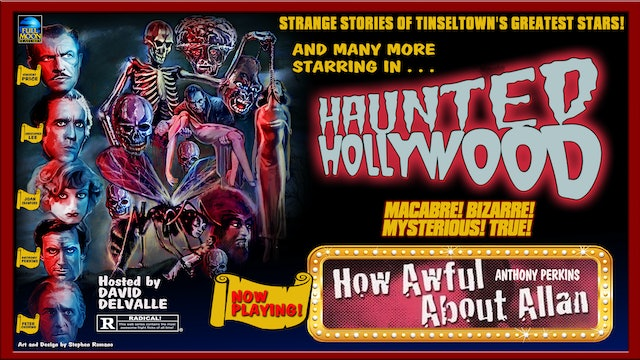 Haunted Hollywood: How Awful About Allan