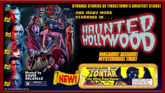 Haunted Hollywood: Zontar The Thing From Venus