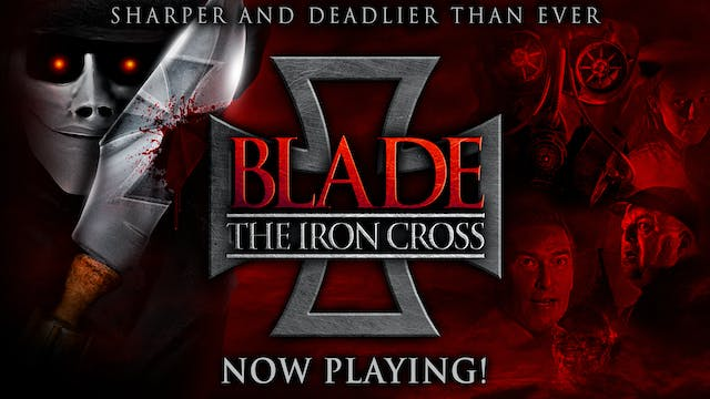 Blade The Iron Cross