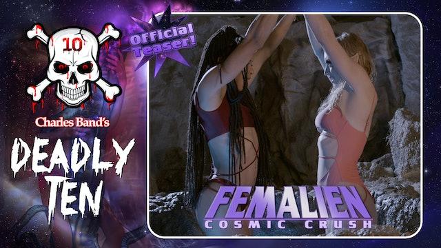 Femalien Cosmic Crush [Official Teaser]