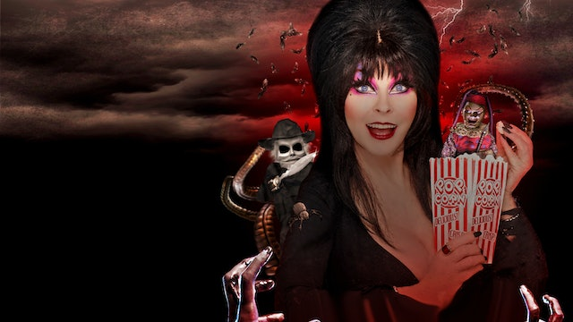 Elvira's 10 Nights of Halloween