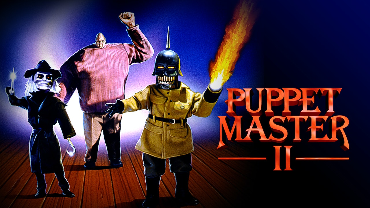 Puppet Master 2: They're Back, No Strings Attached!