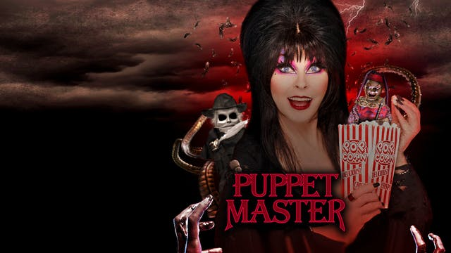 Elvira's 10 Nights of Halloween: Pupp...