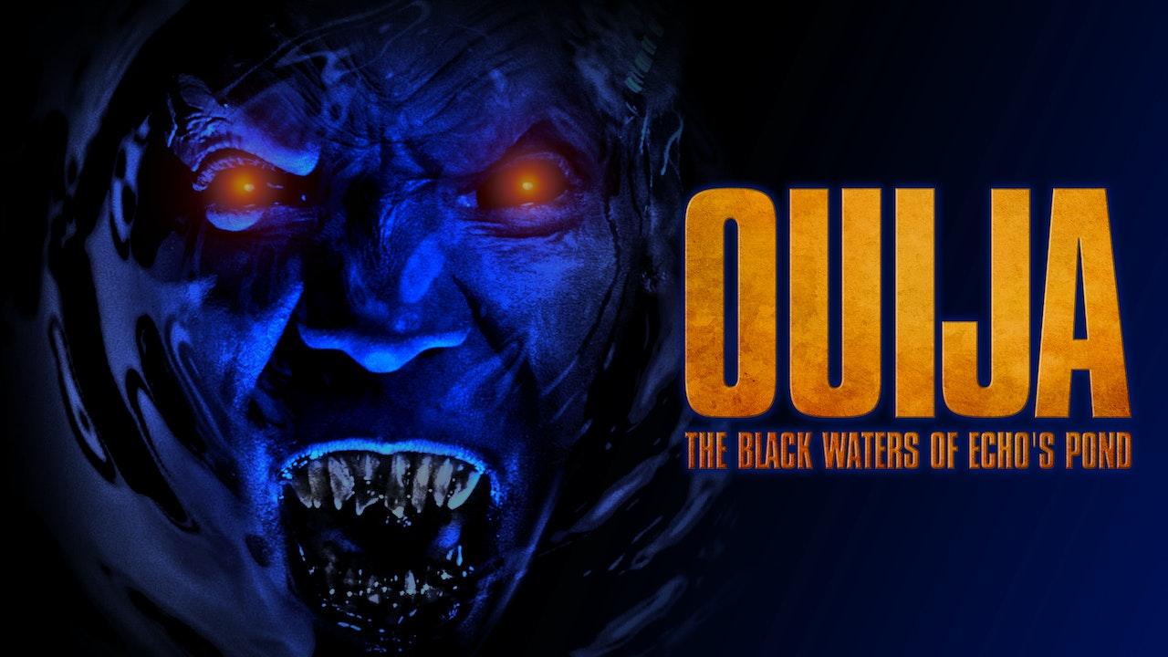 Ouija Das Schwarze Wasser von Echos Teich [The Black Waters of Echo's Pond]