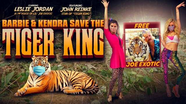 Barbie & Kendra Save the Tiger King [Official] Trailer