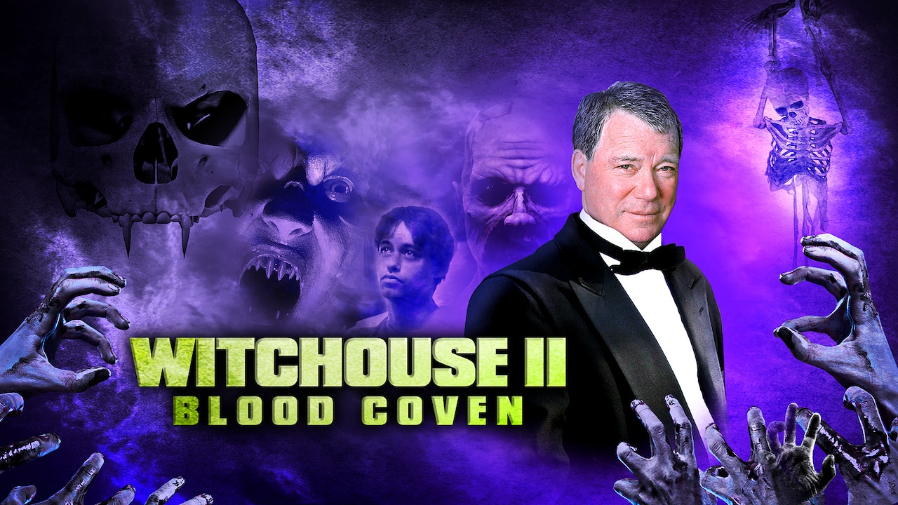 William Shatner's Fright Night: Witchouse II
