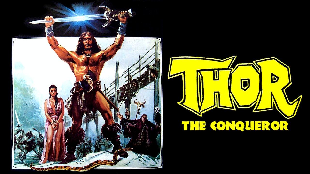 Thor: The Conqueror
