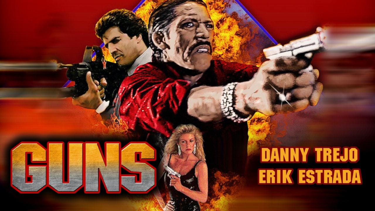 Andy Sidaris' Guns