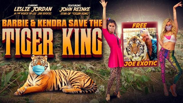 Barbie & Kendra Save the Tiger King Trailer