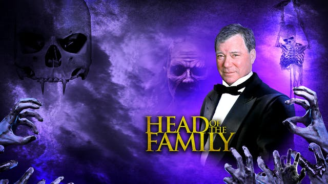 William Shatner's Frightnight: Head o...