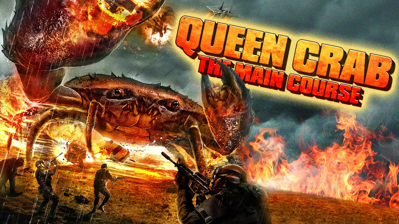 Queen Crab: The Main Course
