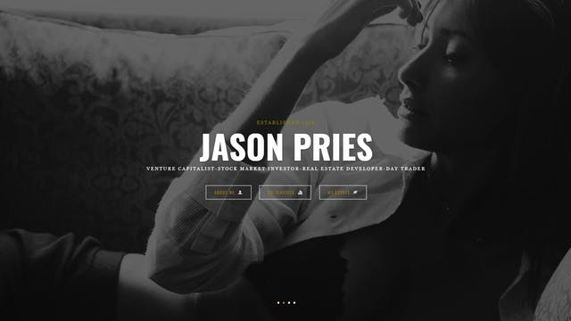 Jason Pries Mentorship Program