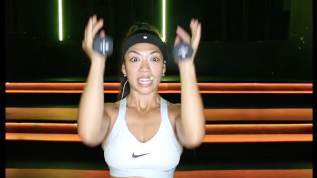 Cardio Kickboxing Workout 13