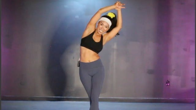 Cardio Kickboxing + Yoga Flow