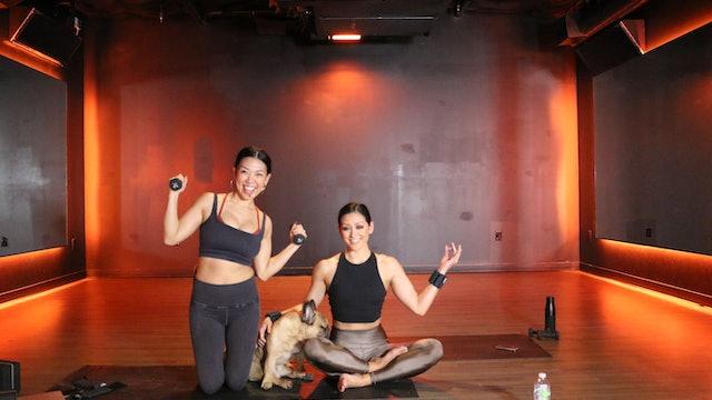 Yoga Sculpt Workout 15