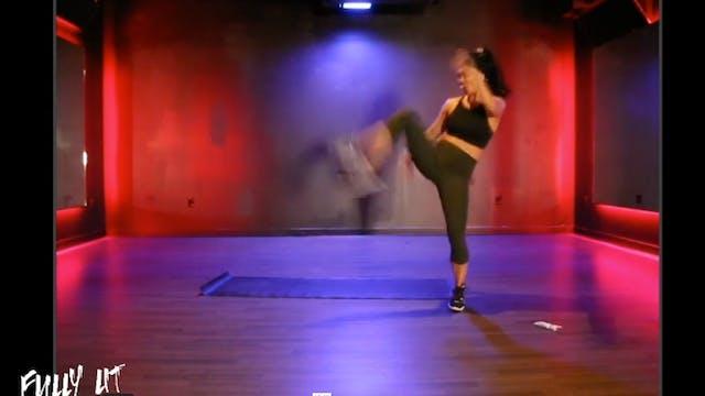 Kickboxing + Core Blast (30min)