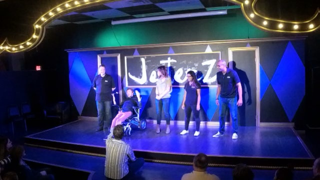 Improv with Zach Anner & Kristina Kuzmic