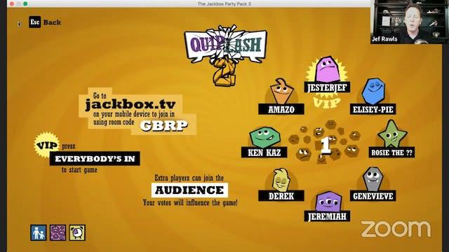 JesterZ Game Night: QuipLash 2