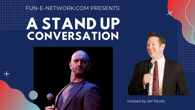 A Stand Up Conversation with Paul Green