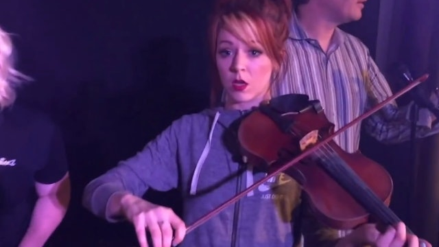 Mannequin challenge with Lindsey Stirling