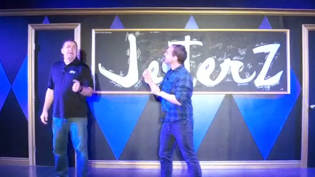 Stephen & Whitney (Studio C) LIVE at JesterZ Improv - FULL SHOW