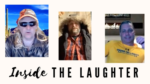 JesterZ Inside The Laughter Show April 3, 2020