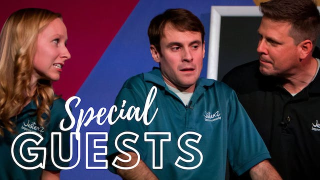 JesterZ: Special Guests