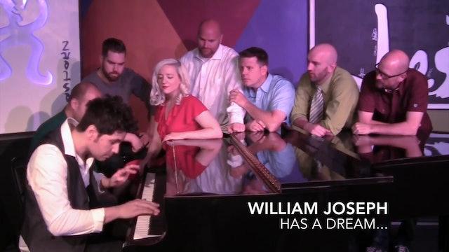 William Joseph has a Piano Fantasy