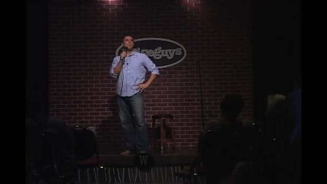 Stand Up - Nathan Jones Wiseguys