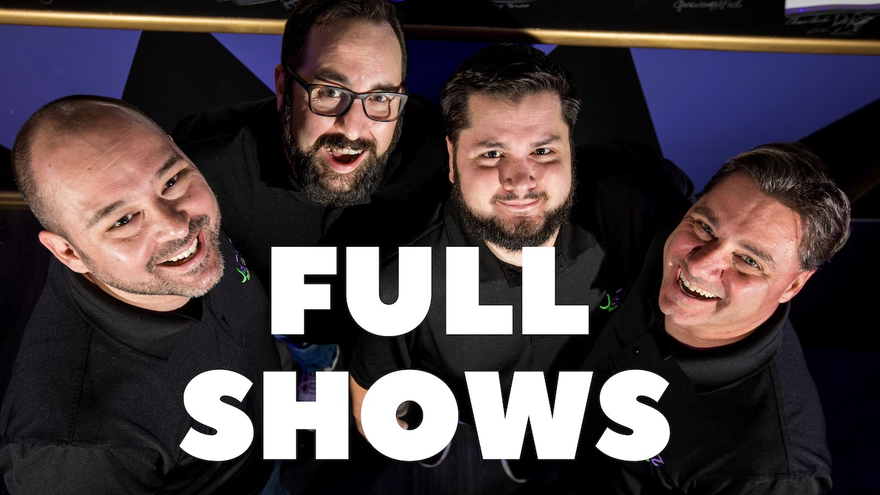 Full LIVE Shows