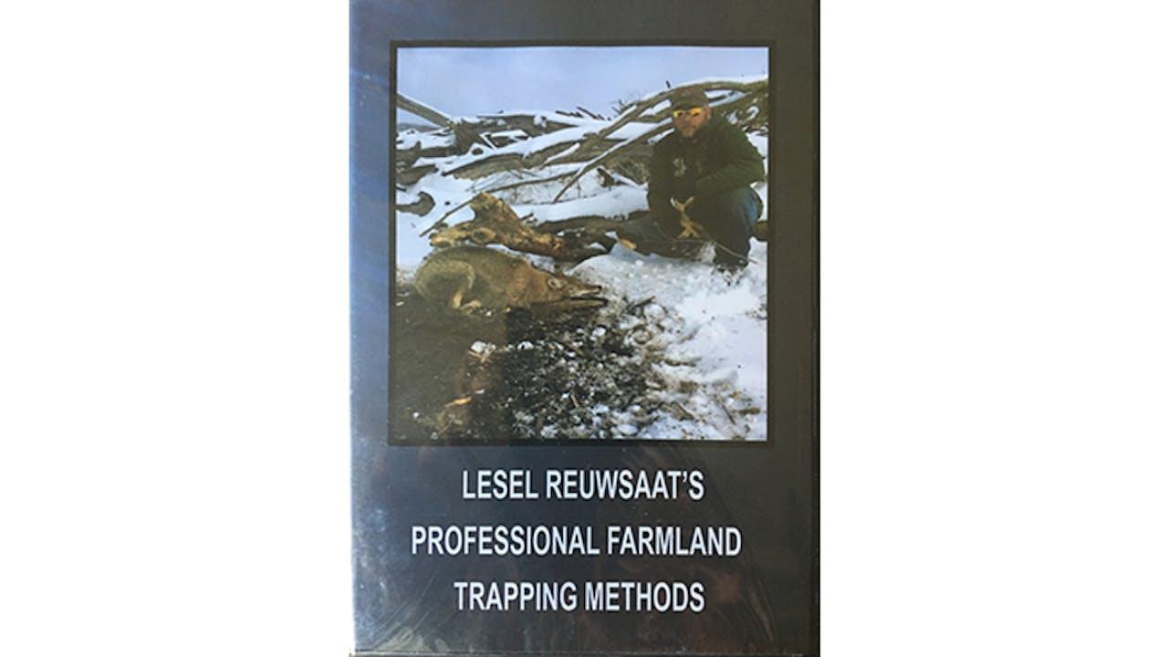 "Lesel Reuwsaat's ""Prof Farmland Trapping Methods"""