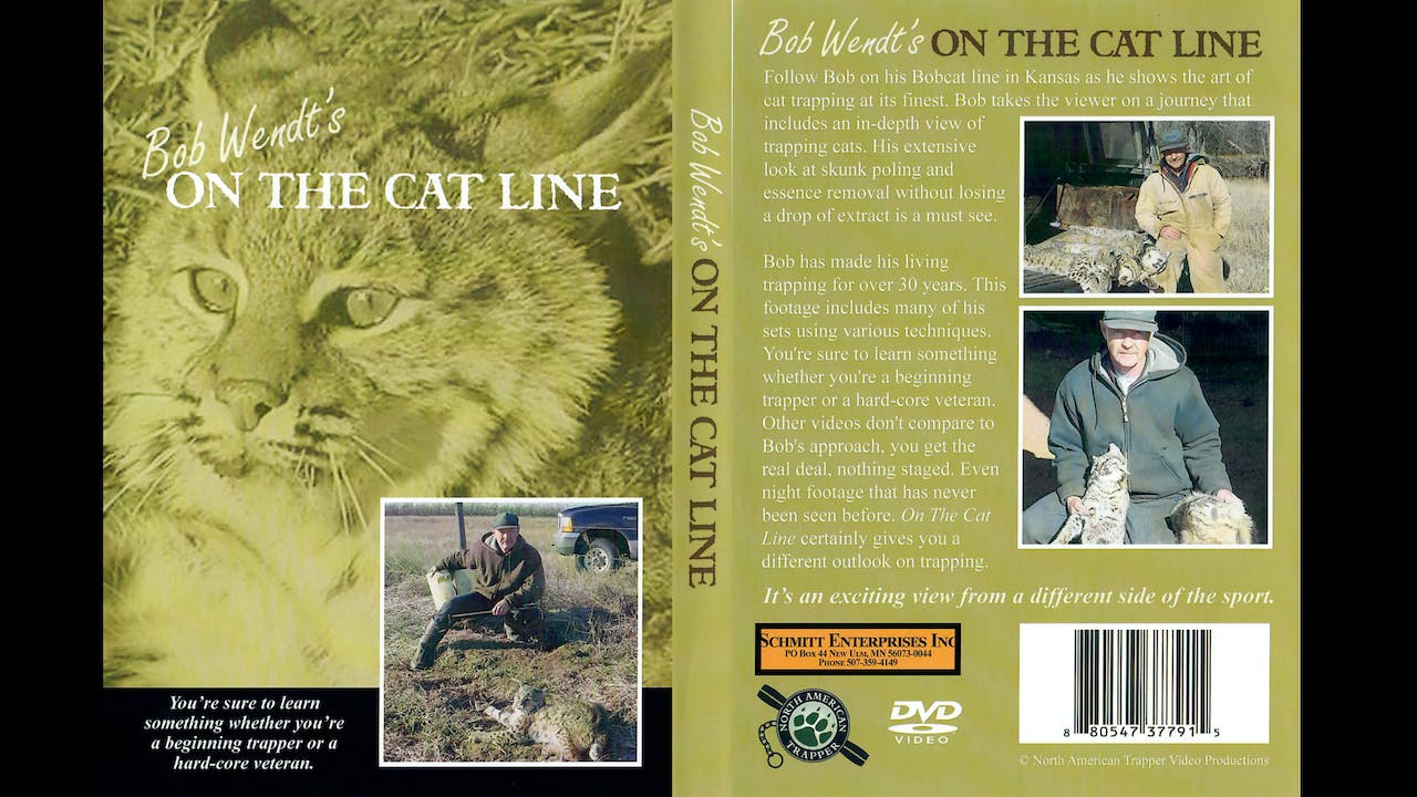 On The Cat Line with Bob Wendt