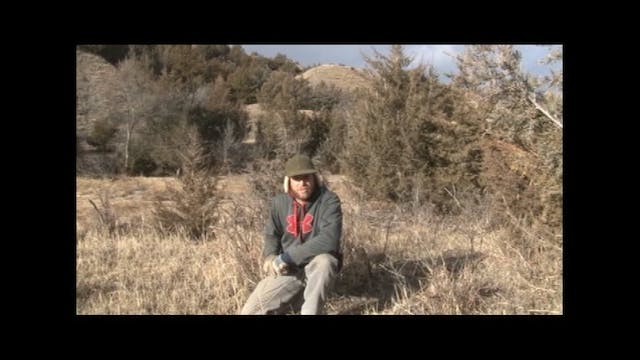 On The Trapline With Lesel Reuwsaat Coyote Methods