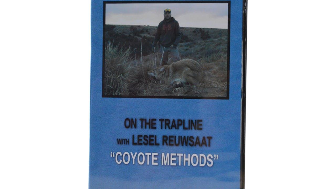 """Lesel Reuwsaat's """"Coyote Methods"""""""