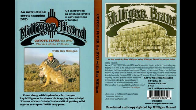 Milligan Brand - Coyote Fever