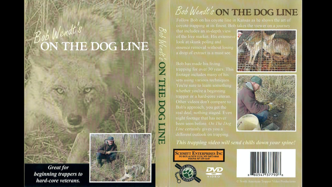 """On The """"Dog Line"""" with Bob Wendt"""
