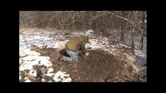 Lesel Reuwsaats Professional Farmland Trapping Methods